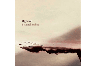 Digitonal - Beautiful Broken - (CD)