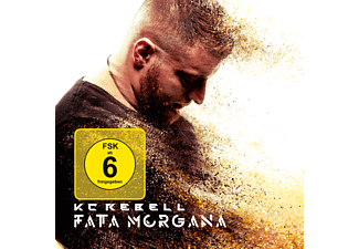 KC Rebell - Fata Morgana - (CD + DVD)