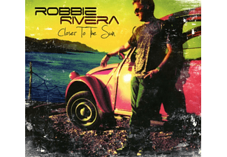 Robbie Rivera - Closer To The Sun - (CD)