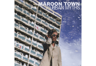 Maroon Town - Urban Myths - (CD)