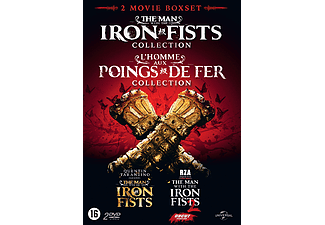 The Man With The Iron Fists 1 & 2 | DVD