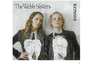 Webb Sisters - Savages - (CD)