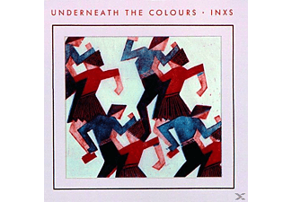 INXS - Underneath The Colours (Vinyl) - (LP + Download)