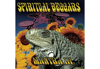 Spiritual Beggars - Mantra Iii (Remastered) - (LP + Bonus-CD)