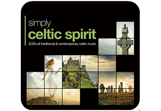 VARIOUS - Simply Celtic Spirit [CD]