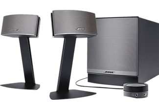bose companion 50 multimedia lautsprecher kaufen saturn. Black Bedroom Furniture Sets. Home Design Ideas