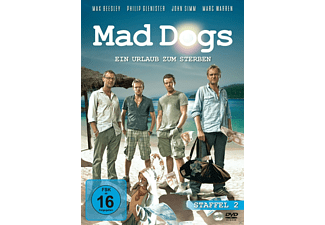 Mad Dogs Staffel 2 (Bbc) - (DVD)