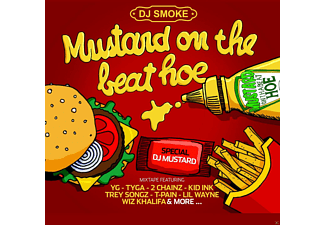 Dj Mustard - Mustard On The Beat Hoe - (CD)