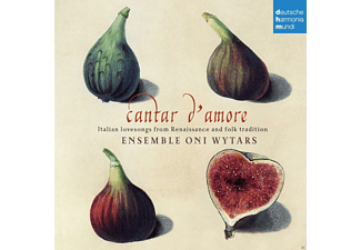 Ensemble Oni Wytars - Cantar D'amore [CD]