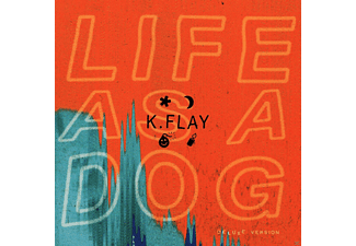 K.Flay - Life As A Dog (Deluxe Version) - (CD)