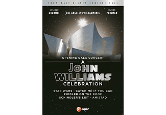 Itzhak Perlman, Los Angeles Philharmonic - A John Williams Celebration - (DVD)