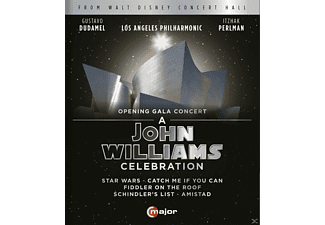Itzhak Perlman, Los Angeles Philharmonic - A John Williams Celebration - (Blu-ray)