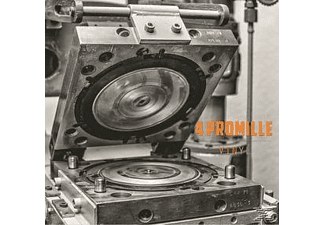 "4 Promille - Vinyl (7"" Single/Etched B-Side/Black Vinyl) - (Vinyl)"
