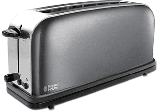 RUSSELL HOBBS 21392-56 Colours Storm Grey Long Slot