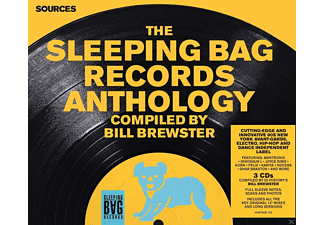 Various - The Sleeping Bag Records Anthology - (CD)