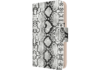 WHITE DIAMONDS Crystal Safari Edition, Samsung, Bookcover, Galaxy S6, Kunststoff/Material-Mix/Polyurethan (PU), Snake