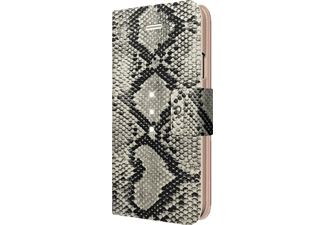 WHITE DIAMONDS Crystal Bookcover Apple iPhone 6, iPhone 6s Kunststoff/Material-Mix/Polyurethan Snake