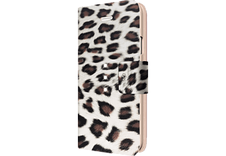 WHITE DIAMONDS Crystal Bookcover Apple iPhone 6, iPhone 6s Kunststoff/Material-Mix/Polyurethan Leo