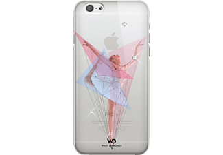 WHITE DIAMONDS Grace, Apple, Backcover, iPhone 6, iPhone 6s, Kunststoff, Crystal