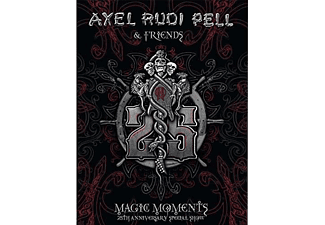Axel Rudi Pell - Magic Moments - 25th Anniversary Special Show (DVD)