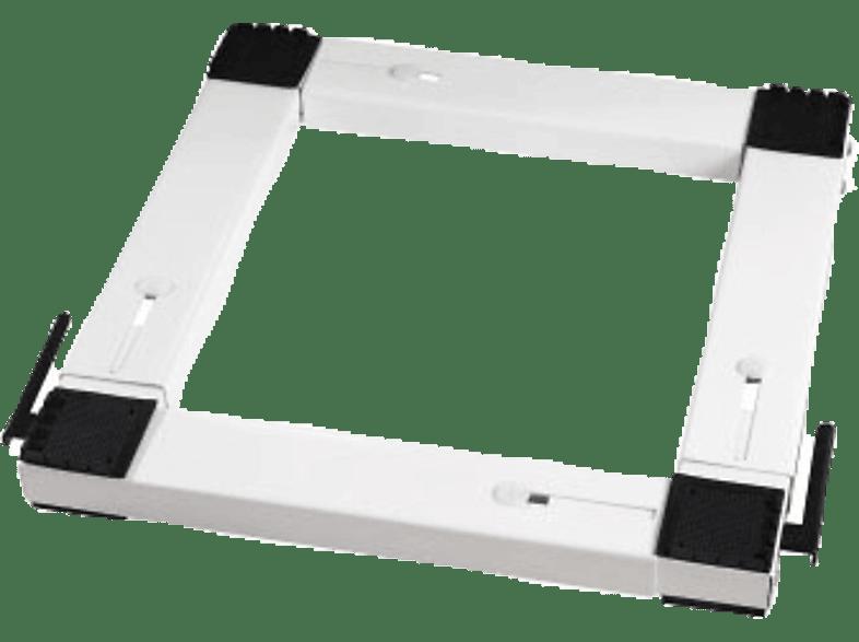 ROLLER Βάση πλυντηρίου Λευκή - (00692) οικιακές συσκευές στεγνωτήρια αξεσουάρ στεγνωτηρίων οικιακές συσκευές πλυντήρια
