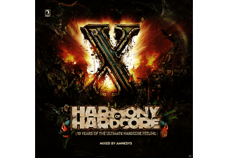 VARIOUS - Harmony Of Hardcore 2015 [CD]