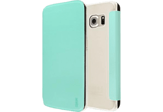 ARTWIZZ SmartJacket®, Samsung, Backcover, Galaxy S6 edge, Polyurethan, Mint