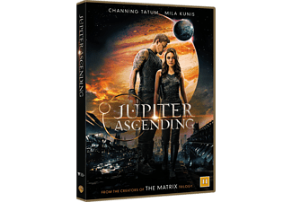 Jupiter Ascending Science Fiction DVD
