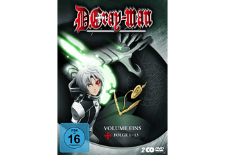 D.Gray-Man - Vol. 1 - (DVD)