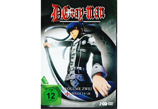 D.Gray-Man - Vol. 2 [DVD]