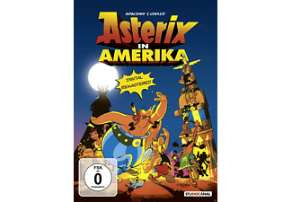 Asterix in Amerika - Die checken aus, die Indianer [DVD]