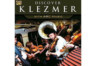 VARIOUS - Discover Klezmer-With Arc Music [CD]