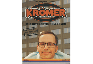 Krömer - Die Internationale Show [DVD]