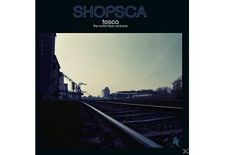 Tosca - Shopsca:The Outta Here Versions - (LP + Bonus-CD)