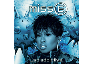 Missy Elliott - Miss E...So Addictive (Dirty Version) - (Vinyl)