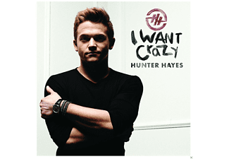 Hunter Hayes - I Want Crazy [CD]