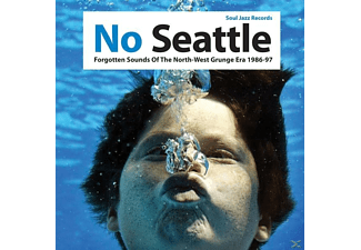 VARIOUS - No Seattle 1986-1997(1) - (Vinyl)