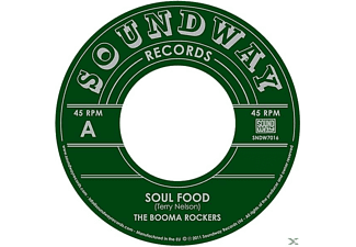 The Booma Rockers - Soul Food/Booma Woman - (Vinyl)