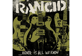 Rancid - Honor Is All We Know (Limited Deluxe Edition) - (LP + Bonus-CD)