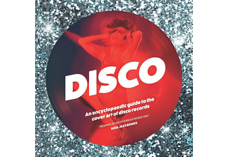 Disco: Encyclopaedic Guide To The Cover Art Of Disc, Bücher (Gebunden)