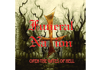 Funeral Nation - Open The Gates Of Hell [CD]