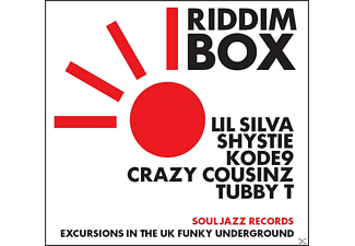 VARIOUS - Riddim Box Vol. 2 - (Vinyl)