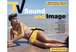VARIOUS, SOUL JAZZ RECORDS PRESENTS/VARIOUS - Tv Sound And Image 1955-1978(2) - (Vinyl)