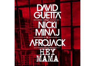 David Guetta, Nicki Minaj, Afrojack - Hey Mama (CD)