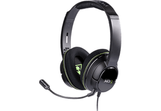 TURTLE BEACH Ear Force XO One , Gaming-Headset, Schwarz