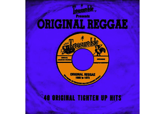 VARIOUS - Treasure Isle Presents Original Reggae (2cd) [CD]