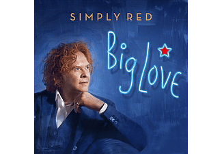 Simply Red - Big Love (CD)
