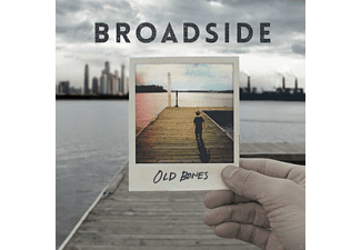 Broadside - Old Bones [CD]