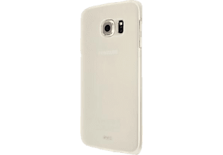 ARTWIZZ Rubber Clip Backcover Samsung Galaxy S6 edge Polycarbonat Transparent