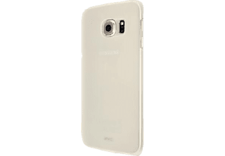 ARTWIZZ Rubber Clip Galaxy S6 edge Handyhülle, Transparent